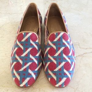 Stubbs and Wootton Slippers Loafers Shoes NEW